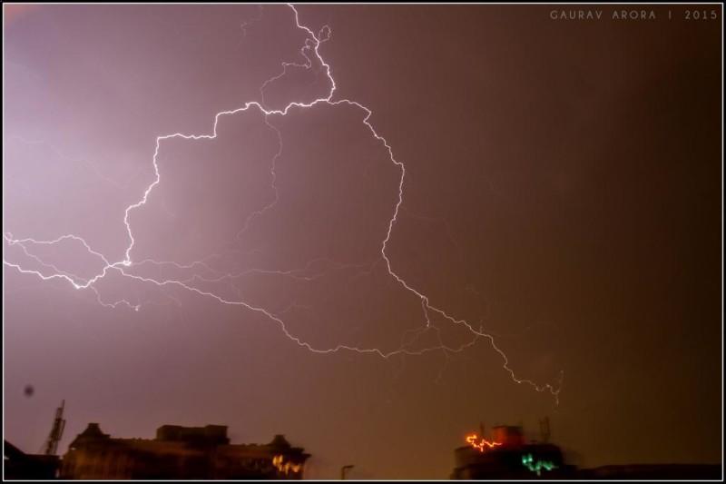 Gaurav Arora (LTHE, Faridabad) Lightning