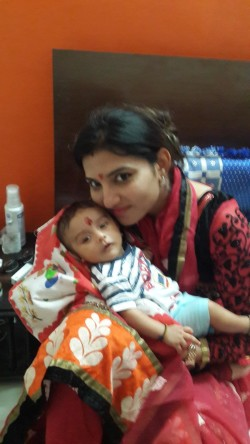 Megha Kapoor blessed with baby