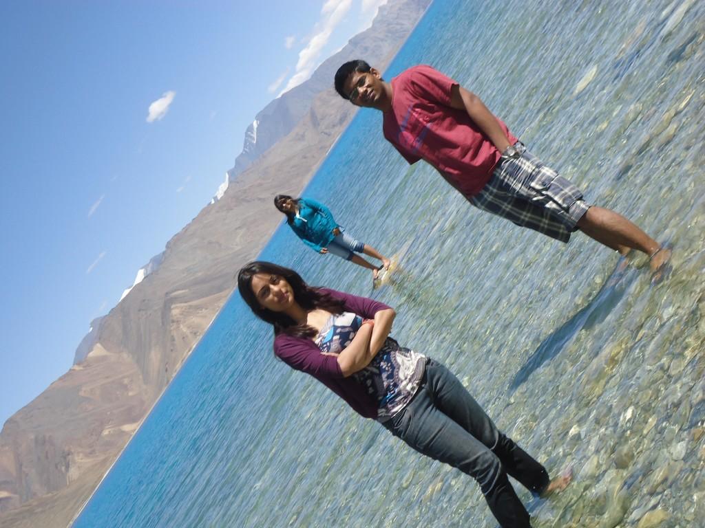 Pravina Sharma Ladakh Trip (LTEN)