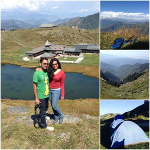 Ashruti Baranwal (LTHE) trip to Prashar lake
