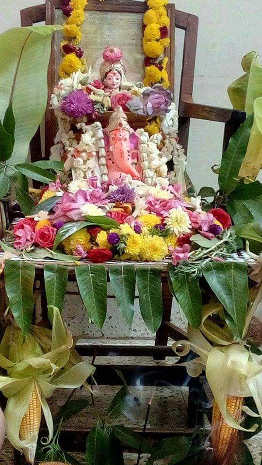 Ganesh Chaturthi Celebration - Vignesh (LTEN)
