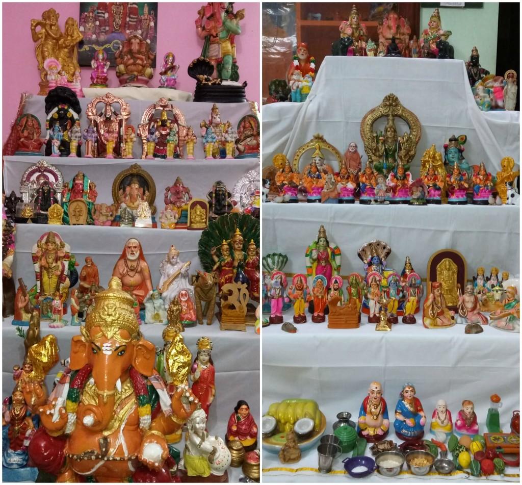 Jaiganesh.T.J. - Navaratri Golu celebration