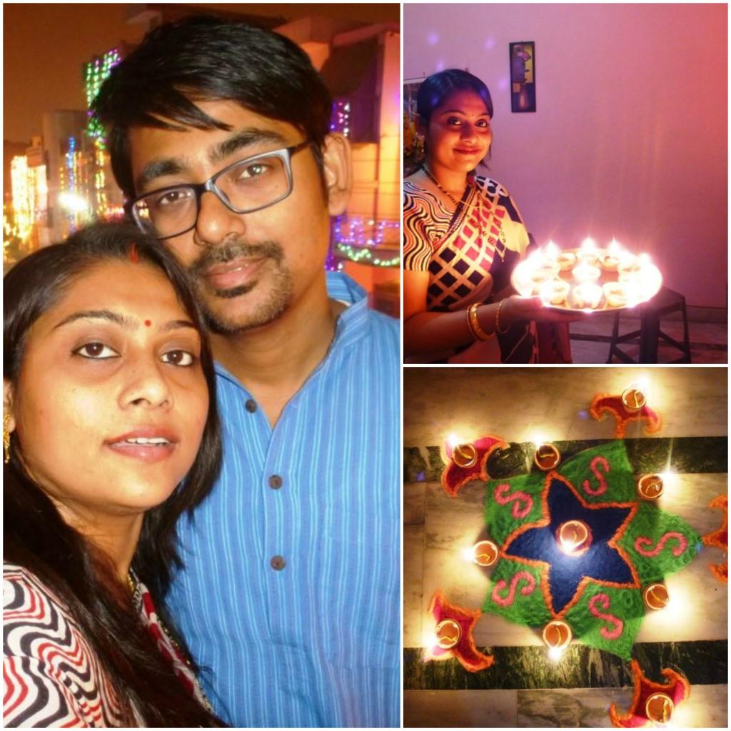 Prosenjit Sen (LT MHPS) - Diwali Celebration