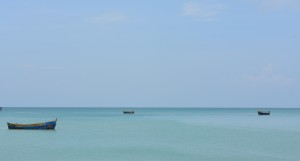 Rameshwaram from Pamban Bridge - Sravan S (LT RLBU)