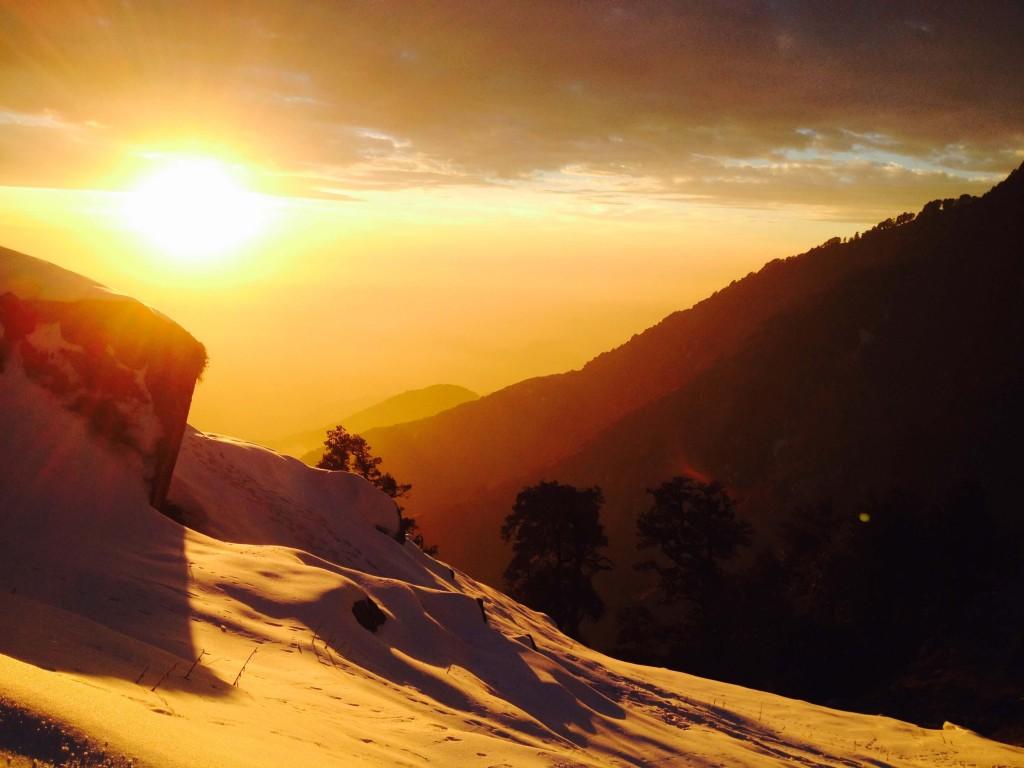 Ashruti Baranwal (LTHE) - Triund and Snowline Trek