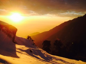 Ashruti Baranwal (LTHE) - Triund and Snowline Trek
