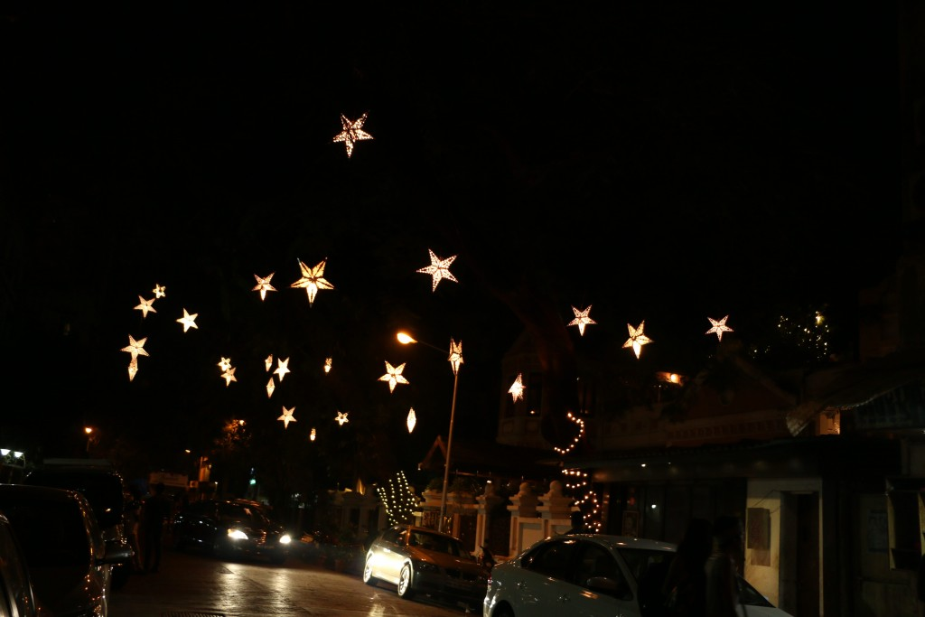 Avnee Jain (L&T ECC) - Sky full of stars , Christmas eve