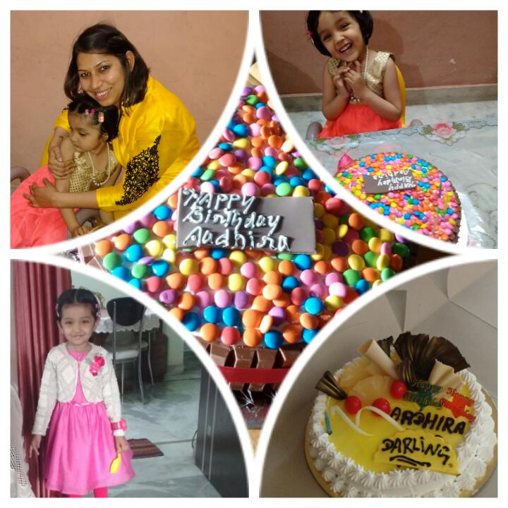 Neelkamal Singla's (LTEN) daughter's Birthday Celebration