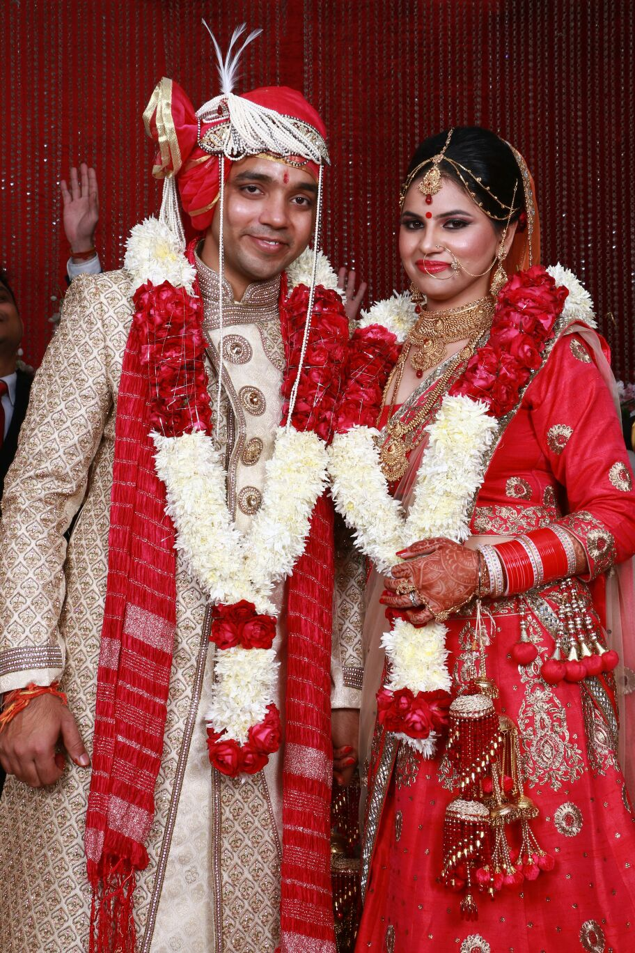 Damini Gulati (LT MHPS) Wedding