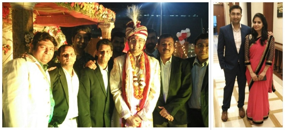Prashant Rajpoot's Wedding