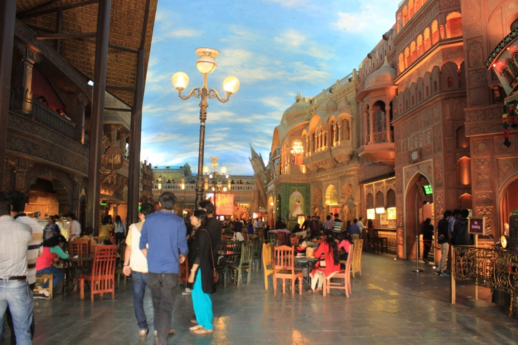 kingdom of dreams theme park gurgaon
