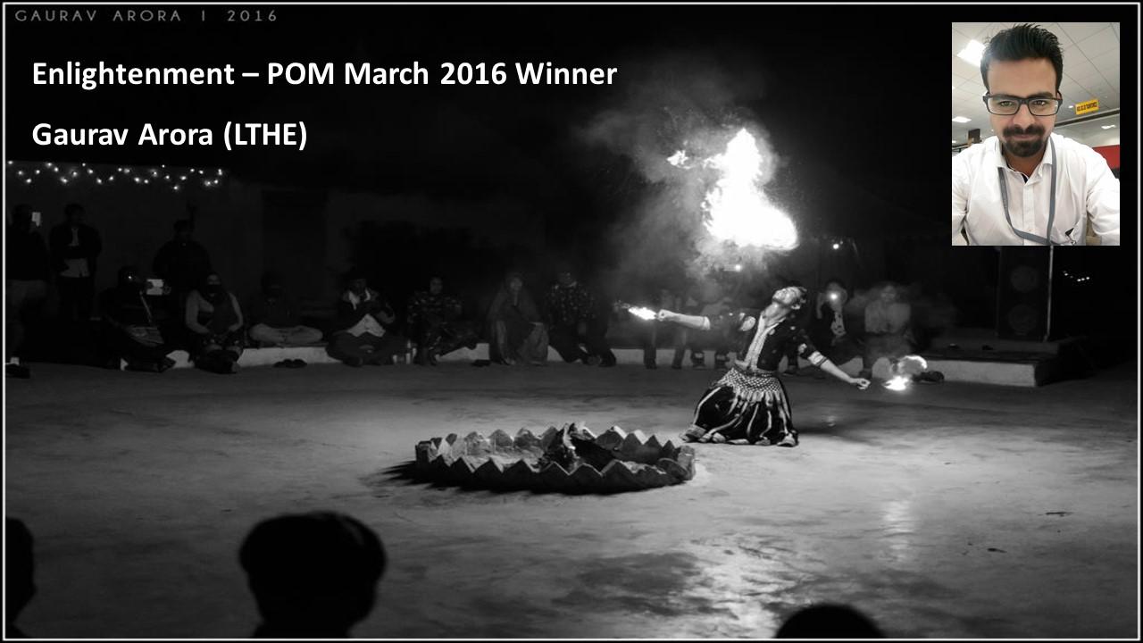 POM Winner
