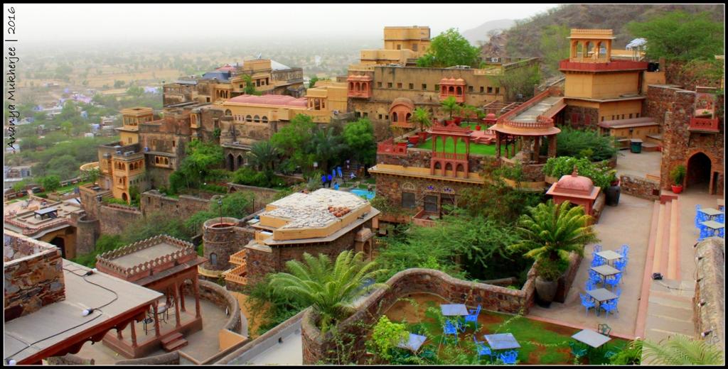 Ananya Majumdar (LTEN) - Neemrana Fort Palace
