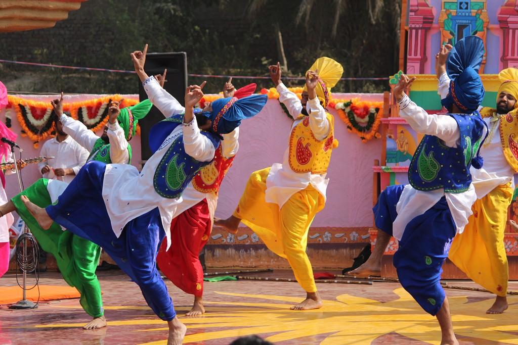 Arun Singh Tomar (LT RLBU) - Spirit of Punjab
