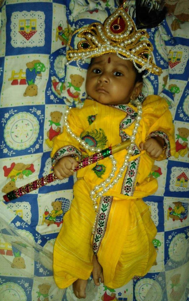 Mr. Dushyant Kumar's (LT MHPS) Son - Viraj