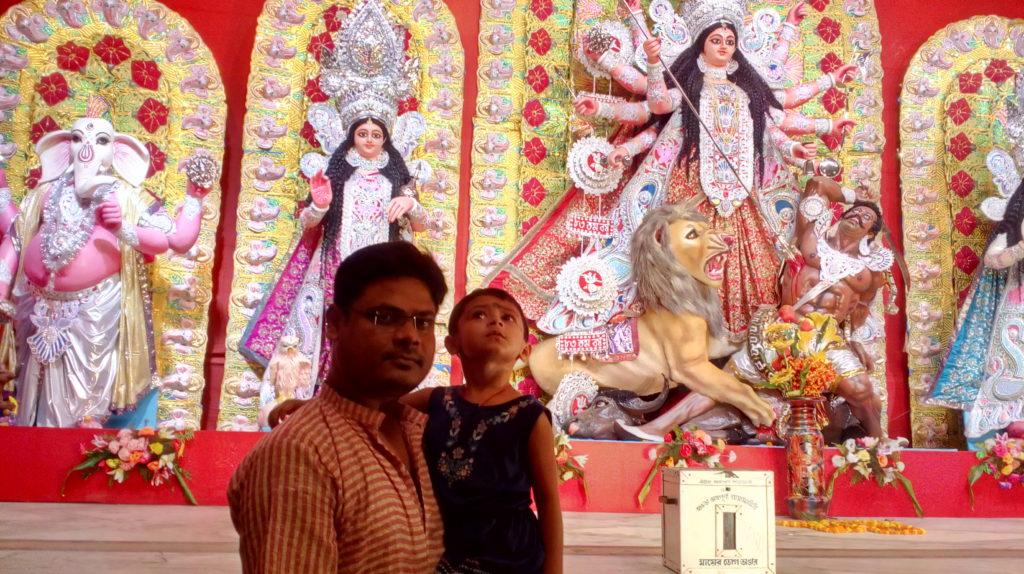 arindam-duttalten-durga-puja-celebration