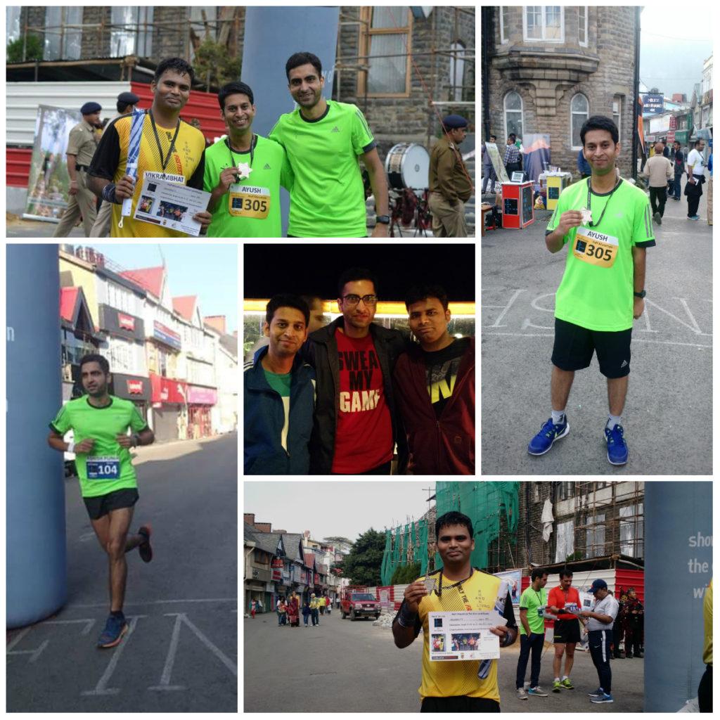 15-october-ashish-kumar-t-s-vikram-bhat-ayush-jain-lt-mhps-shimla-half-marathon